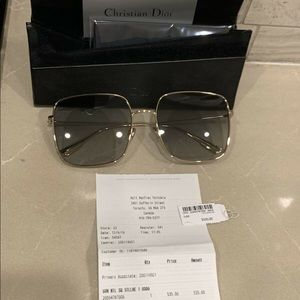 Brand new Christian Dior Stellaire Sunglasses